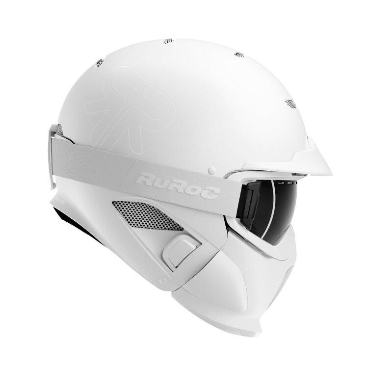 Шлем RUROC RG1-DX Ghost – купить в интернет-магазине Ruroc Shop